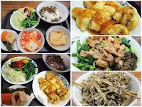 食在地 台灣素 食堂