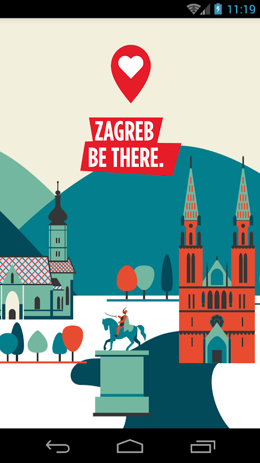 Zagreb Be There- screenshot