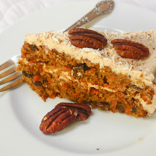 Cavey Carrot Cake
