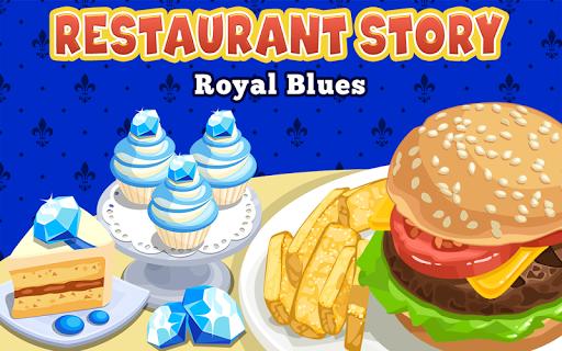 Restaurant Story: Royal Blues