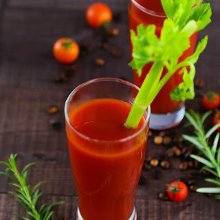 Wake Up Mary (A Coffee Bloody Mary)