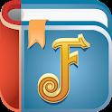 FarFaria: Read Aloud Story Books for Kids App icon
