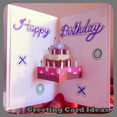 グリーティングカードのアイデアのおすすめ画像1