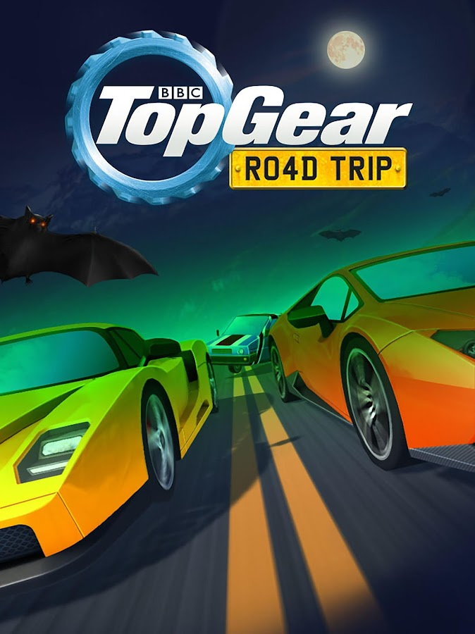 Top Gear: Road Trip- screenshot