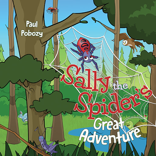 Sally the Spider's Great Adventure cover