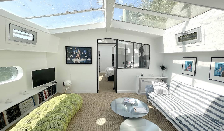 Loft avec terrasse Puteaux