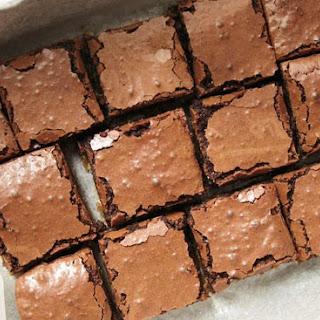 Anzac Brownies.