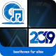 beethoven fur elise Piano Tiles 2019