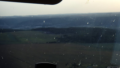 Photo: Hmyz se letadlům bohužel nevyhýbá