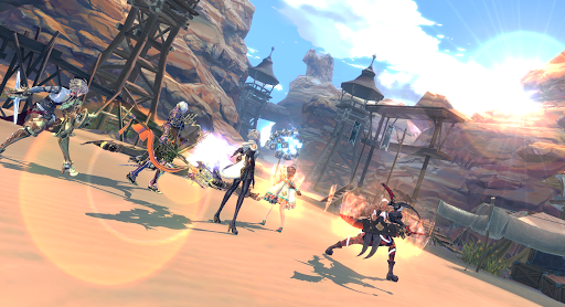 Exos Heroes  screenshots 8