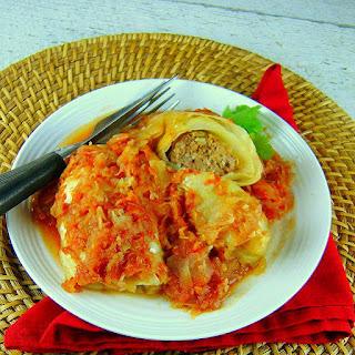 Cabbage Rolls With Sauerkraut Recipes.