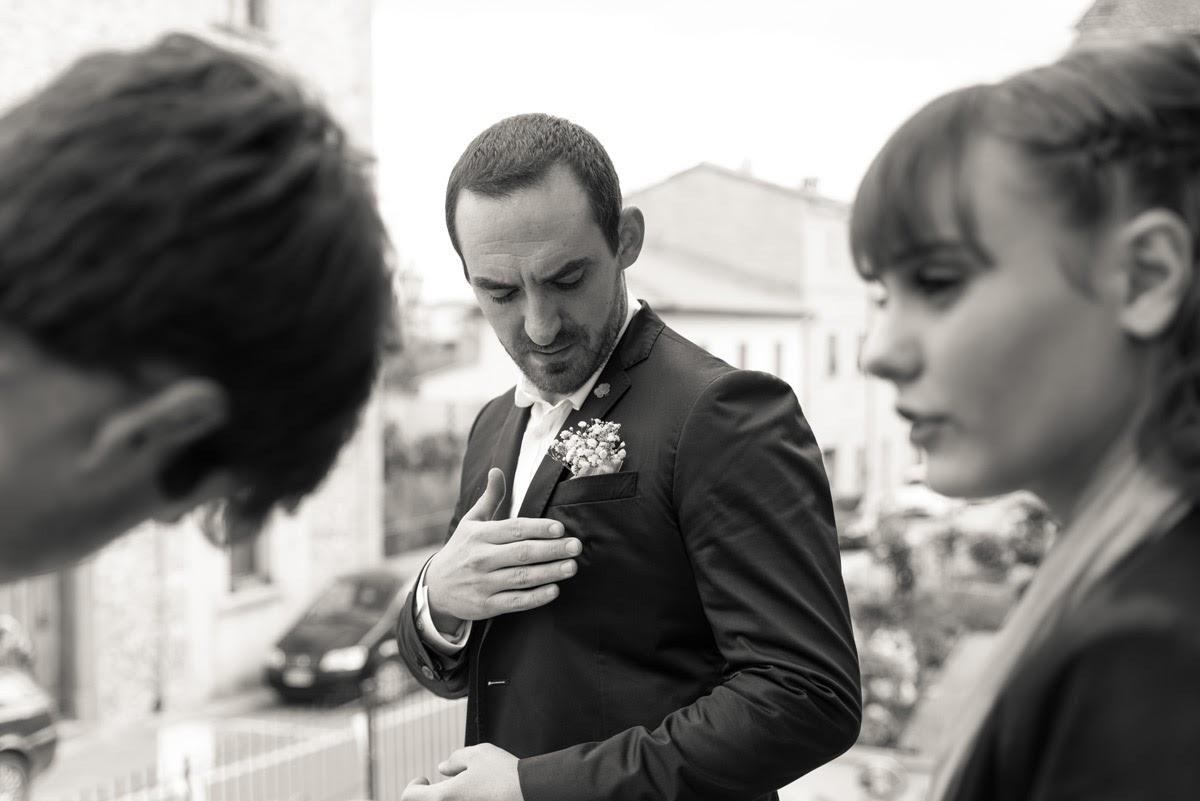 Lo sposo è pronto