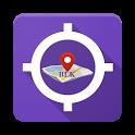 Fake GPS Location ( Fly GPS ) icon