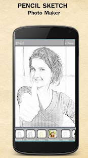 Sketch Photo Maker- screenshot thumbnail