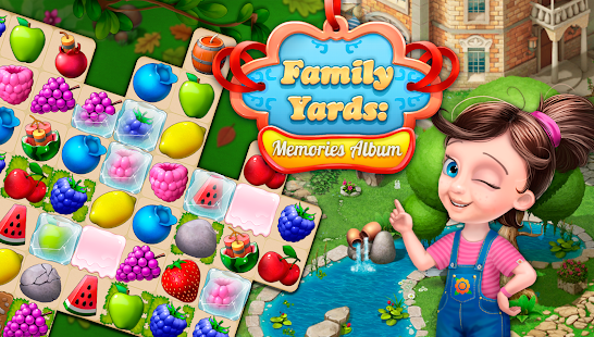 Family Yards: Memories Album (Unreleased)- screenshot thumbnail