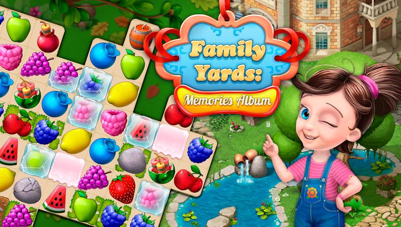 Family Yards: Memories Album v1.1.8 [Mod]