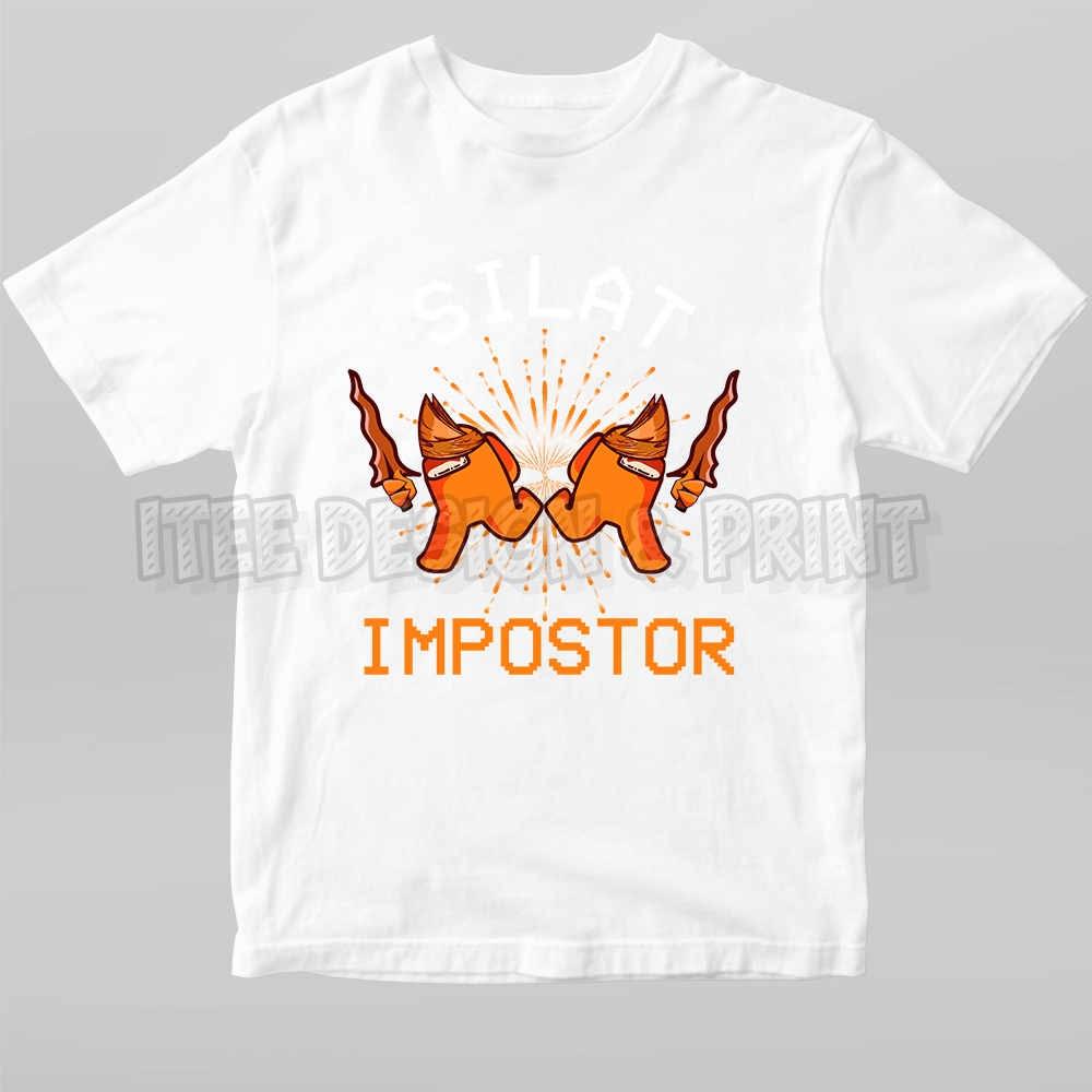Pencak Silat Among Us Impostor 16