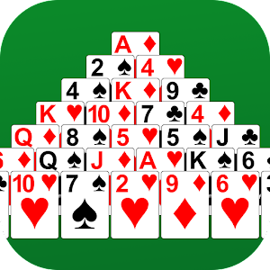 Pyramid Solitaire for PC and MAC