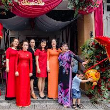 Wedding photographer Bao Duong (thienbao1703). Photo of 03.01.2019