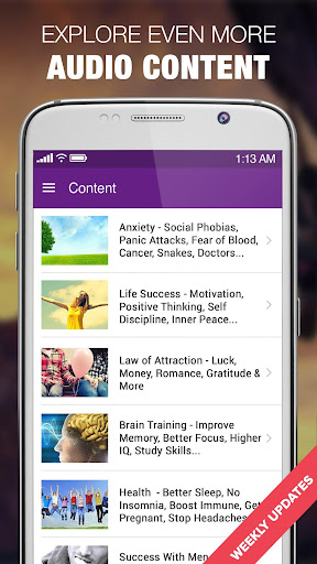 Download Hypnosis for Self Confidence on PC & Mac with AppKiwi APK