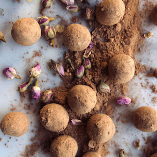 Chocolate And Rose Water Recipes.