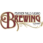 Logo for Feather Falls Casino Brewing Company