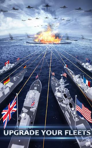 Battle Warship: Naval Empire  screenshots 17