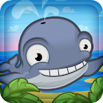 Baby Whale Rescue Icon