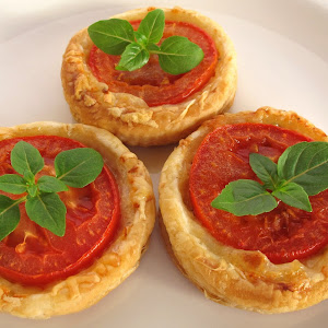 Mediterranean Tartlets