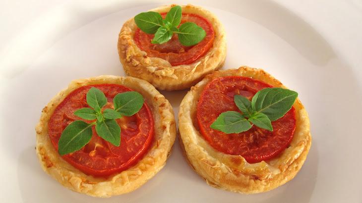 Mediterranean Tartlets Recipe