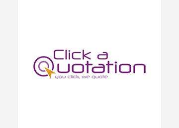 click a quotation
