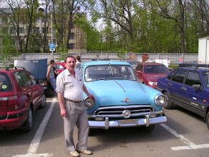Photo: The seller (son of the original owner). Thank you for keeping the car in such great condition all these years.