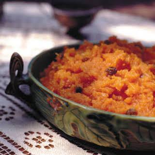 Sweet Potato Soufflé.