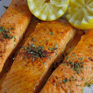 Ancho Citrus Salmon Recipe