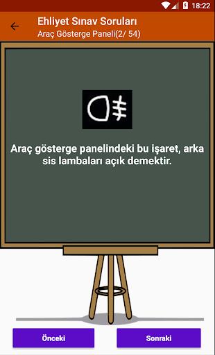 Ehliyet Sinav Sorulari 2020 screenshot 8