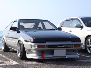 スプリンタートレノ AE86 GT-APEX 後期のカスタム事例画像 けいちゃん@さんの2020年03月24日20:38の投稿