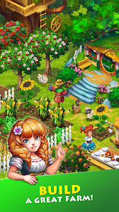 Farmdale – farm village simulator 1