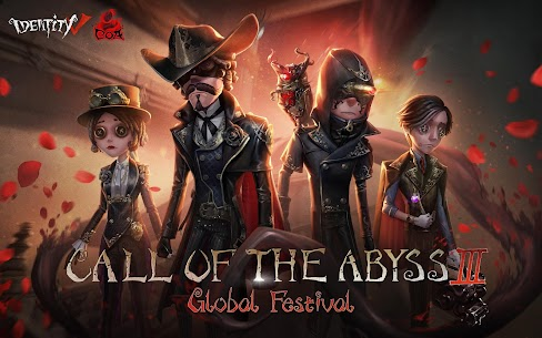 Identity V-1 vs 4 Asymmetrical Combats App Latest Version Download For Android and iPhone 6