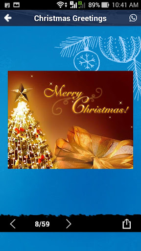Merry Christmas Greetings SMS APK download | APKPure.co