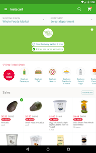 Instacart Grocery Delivery 10
