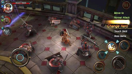 Team Guardian : legend of 23 heroes 2.2.1 screenshots 7