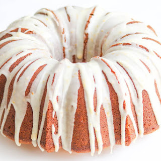 Orange Coconut Bundt Cake