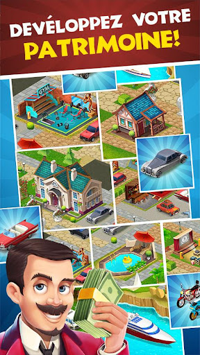 Code Triche Tap Tap Capitalist - City Idle Clicker APK MOD screenshots 5