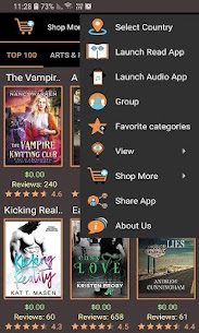 Free Books For Kindle 8.4.8 APK Mod Updated 1