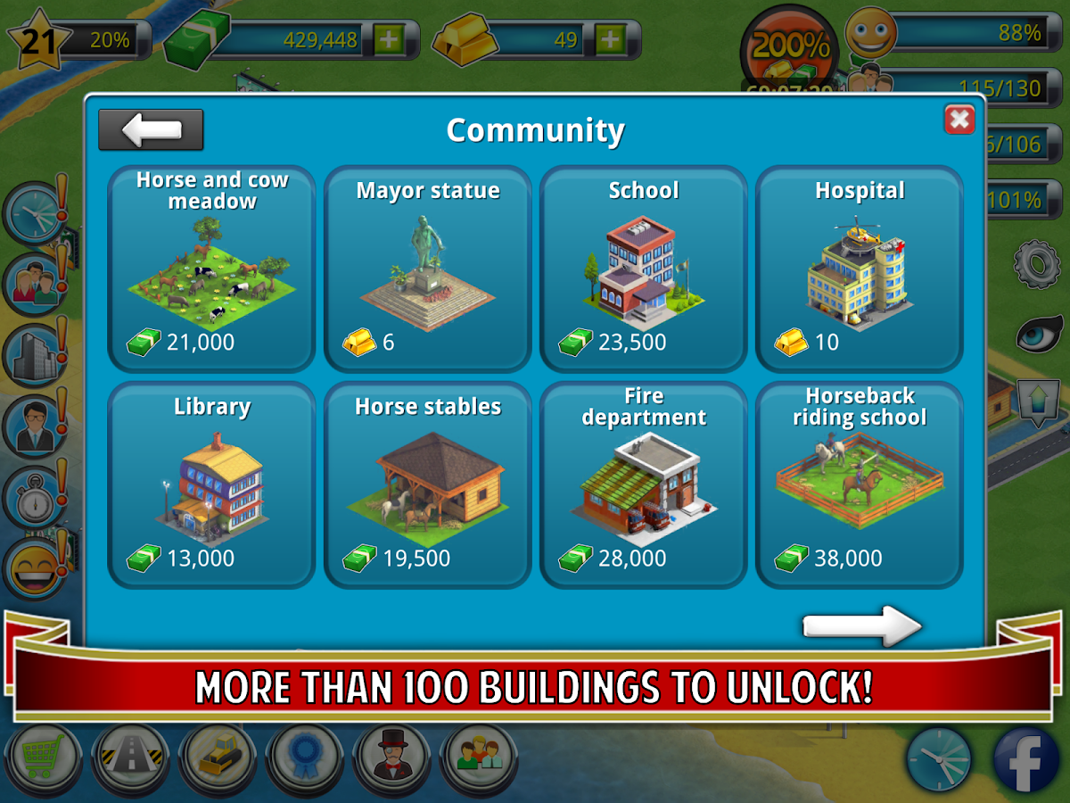 City Island 2 - Building Story - screenshot