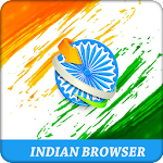 Indian Browser : 4G Browser Icon