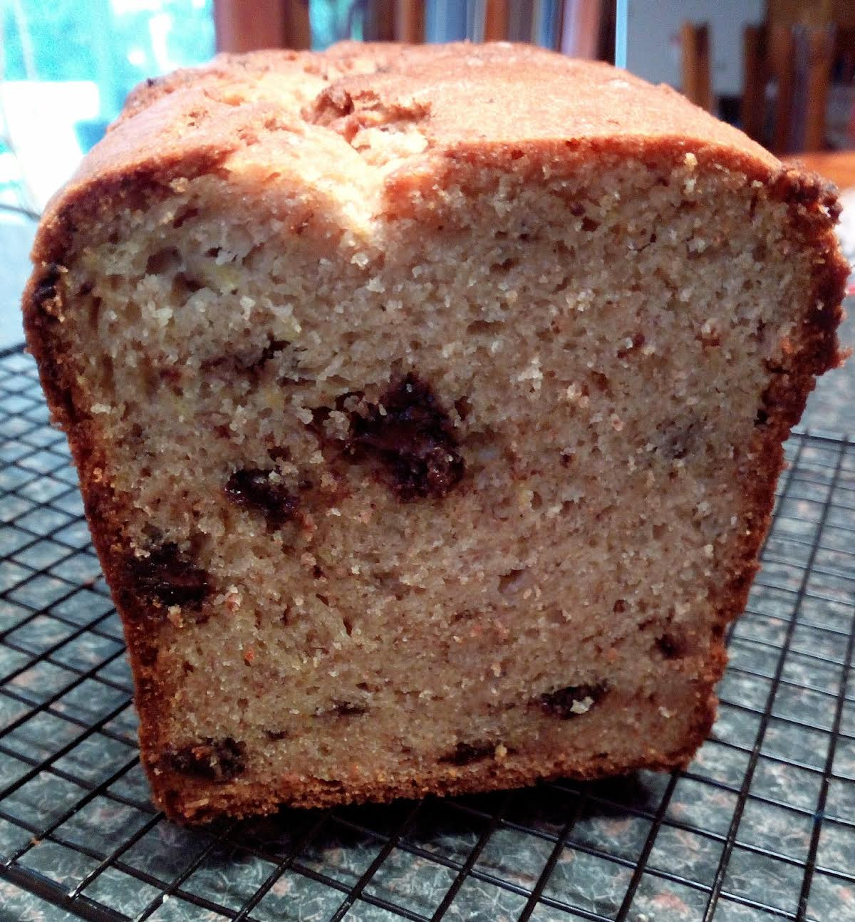 Betty S Banana Bread With Oil Butter Free Just A Pinch Recipes