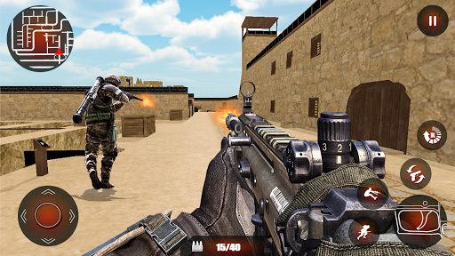 Earth Battle Attack Special Forces 1.0 {cheat|hack|gameplay|apk mod|resources generator} 3