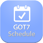 GOT7 Schedule Icon