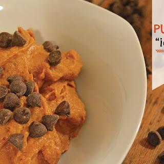 """Pumpkin Pie """"Ice Cream"""" {vegan, gluten free, paleo}"""